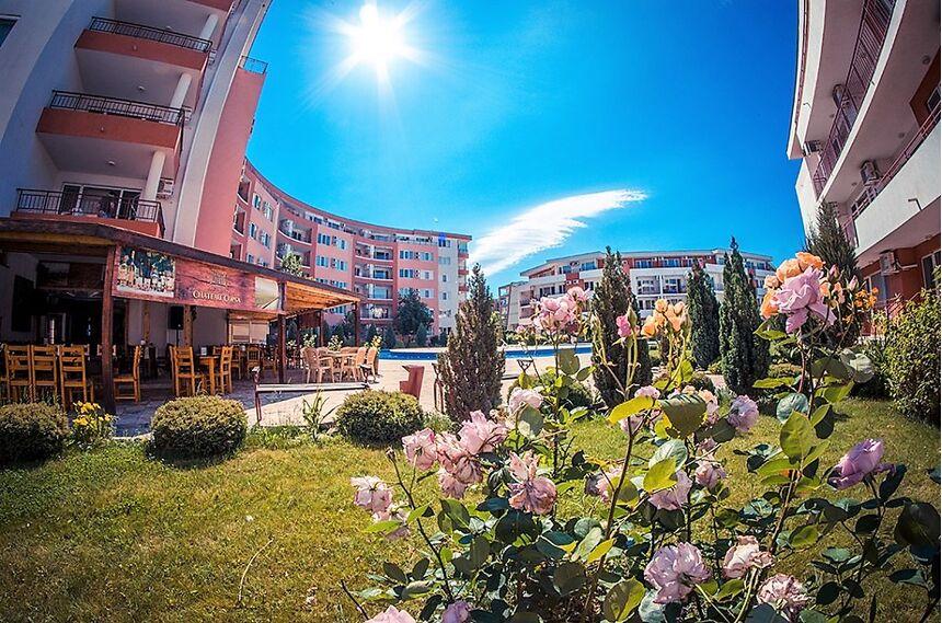 ID665 Апартаменты в комплексах Панорама и Марина Форт Бич