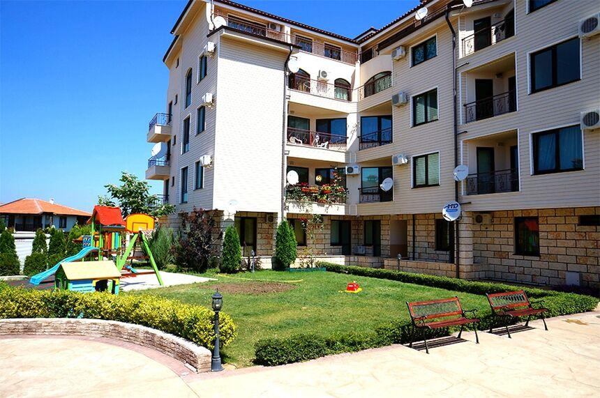 ID4151 Квартира - студия в комплексе Святой Николай