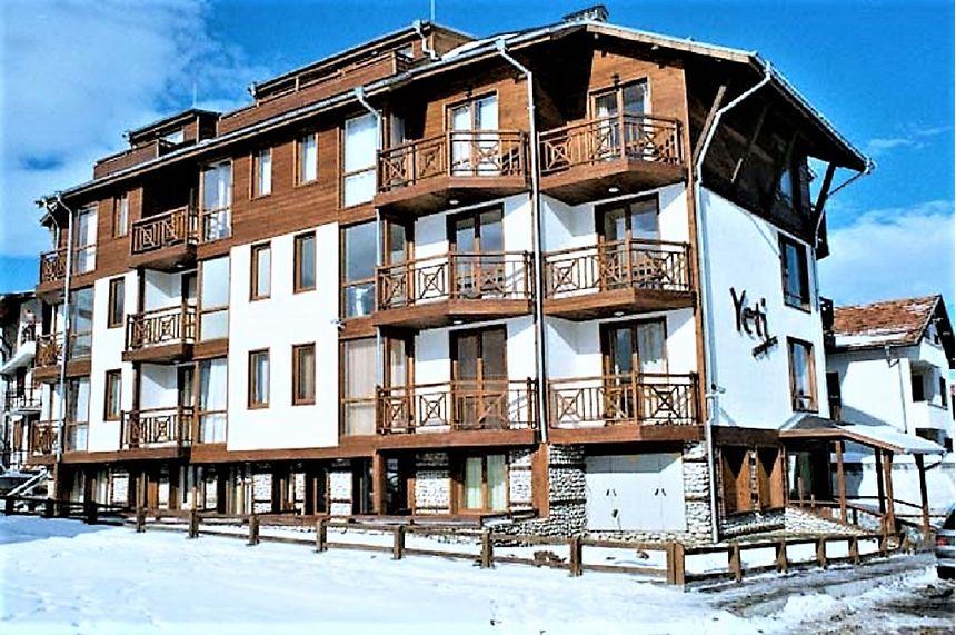 ID972 Недорогая двухкомнатная квартира в комплексе Йети