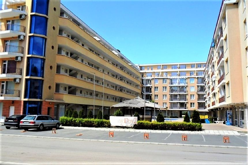 ID935 Трехкомнатная квартира в комплексе Санни Дэй 2