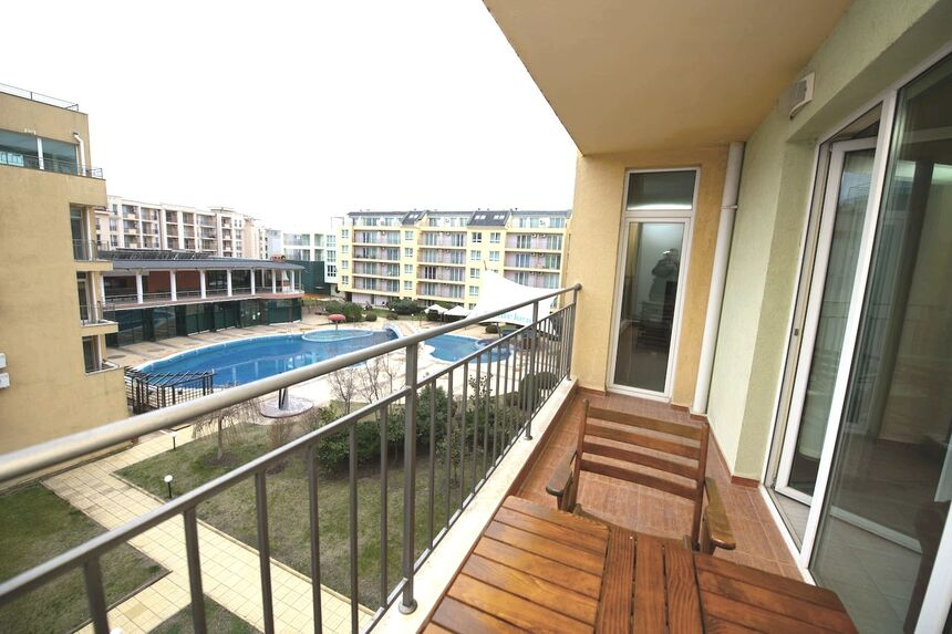 ID3906 Двухкомнатная квартира в комплексе Поло Резорт