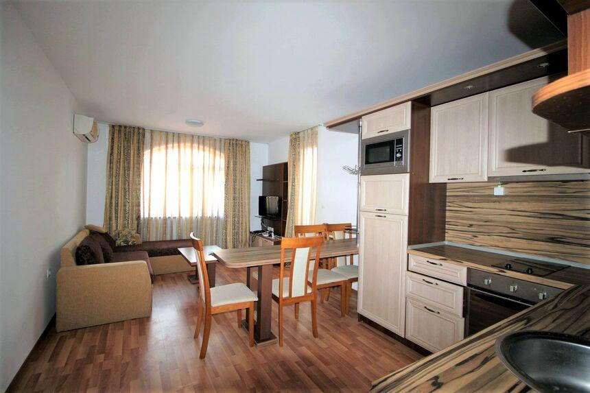 ID3993 Трехкомнатная квартира в комплексе Диамант Резиденс