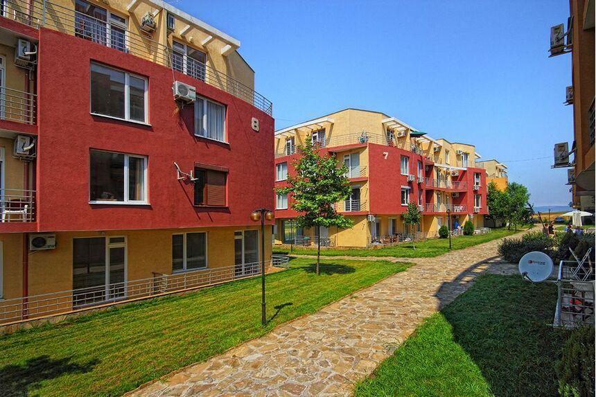 ID3696 Двухкомнатная квартира в комплексе Санни Дэй 5