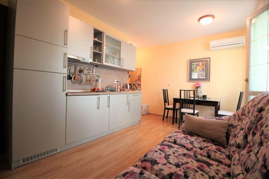 ID4181 Двухкомнатная квартира в Голден Гермес
