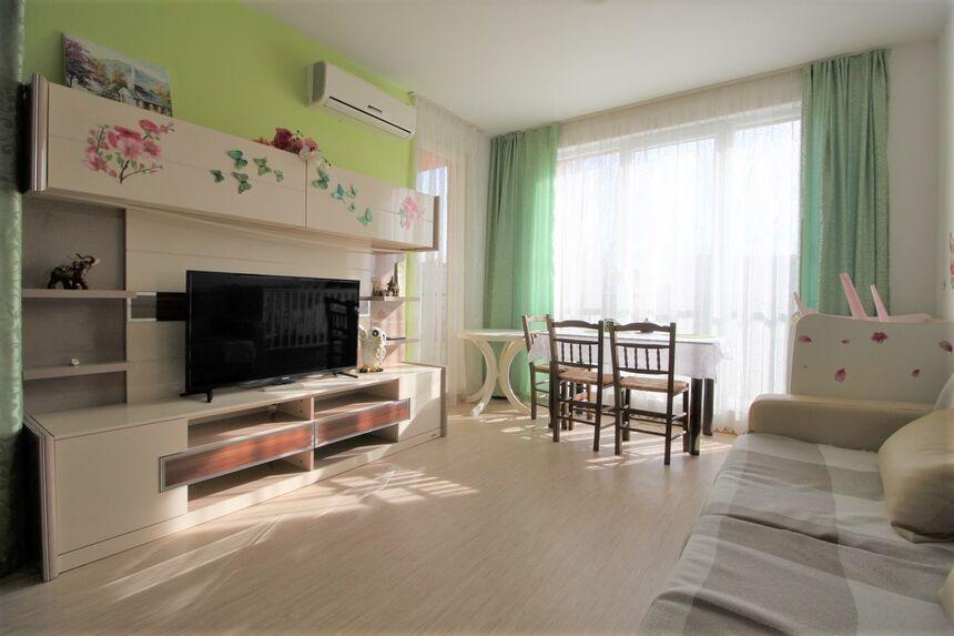 ID4217 Двухкомнатная квартира в комплексе Санни Вью Централ