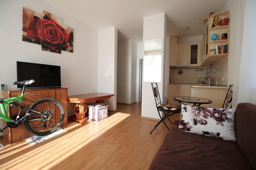 ID4294 Двухкомнатная квартира в комплексе Афродита 3