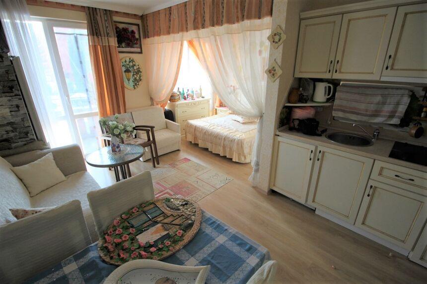 ID4327 Квартира - студия в комплексе Афродита Палас