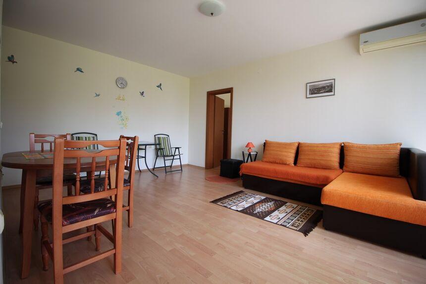 ID4344 Двухкомнатная квартира в комплексе Краун Форт Клуб