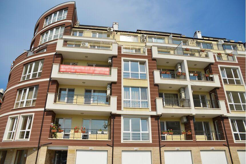 ID720 Апартаменты в жилом доме Панорама