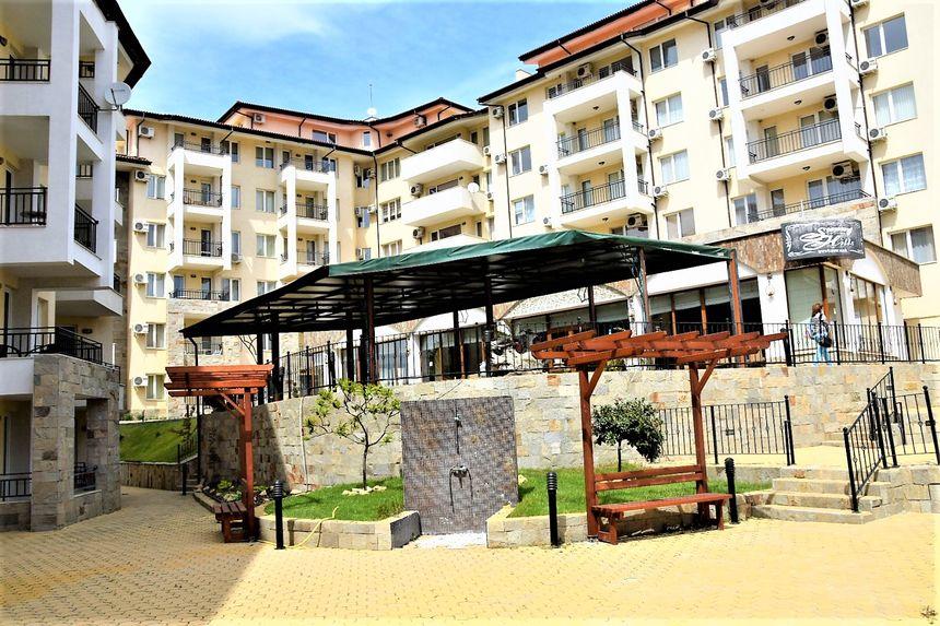 ID228 Двухкомнатные апартаменты в комплексе Sunny Beach Hills