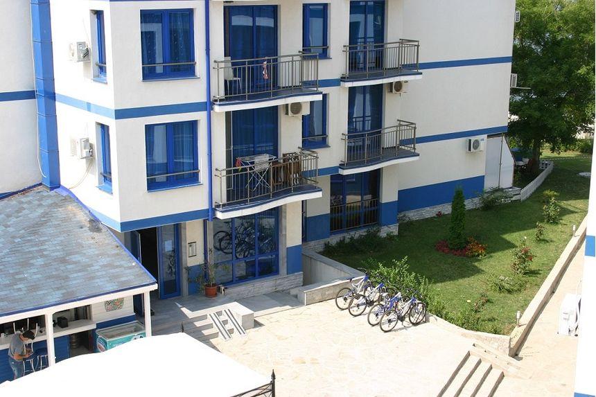 ID776 Апартаменты в комплексе Блу Бей Палас