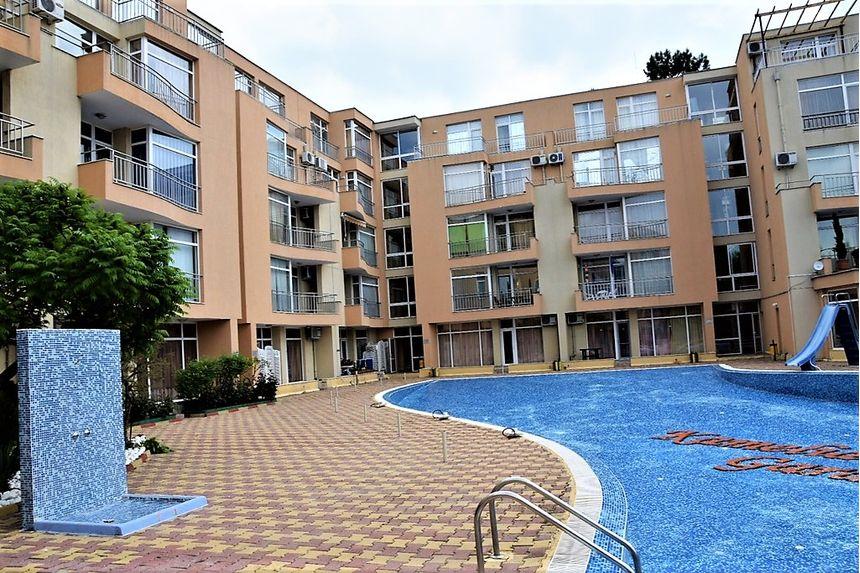 ID274 Двухкомнатная квартира в комплексе Камелия Гарден 2