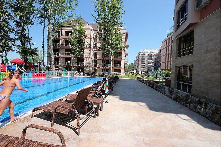 ID1264 Апартамент с одной спальней в комплексе Тарсис 2