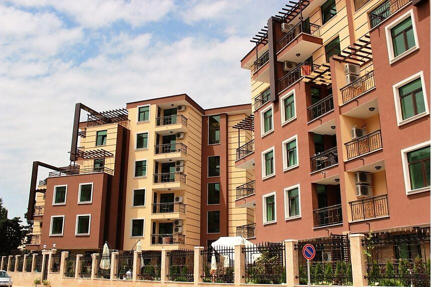 ID1392 Трехкомнатная квартира в комплексе Шоколад