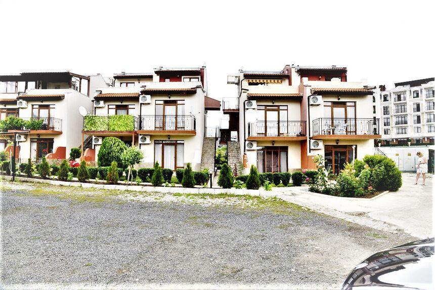 ID2421 Двухкомнатная квартира в комплексе Свети Никола