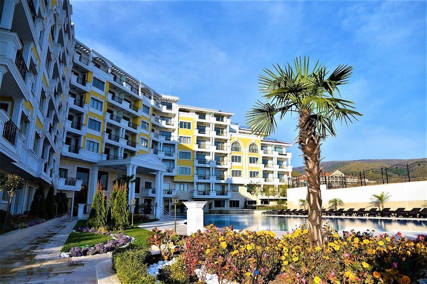 ID744 Апартаменты в шикарном комплексе Вилла Флоренция