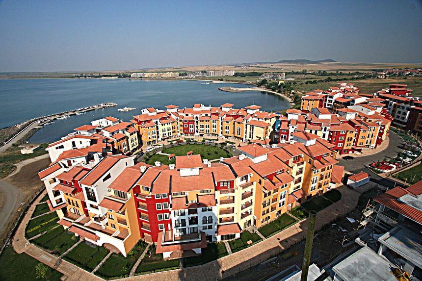 ID761 Апартаменты в комплексе Марина Кейп