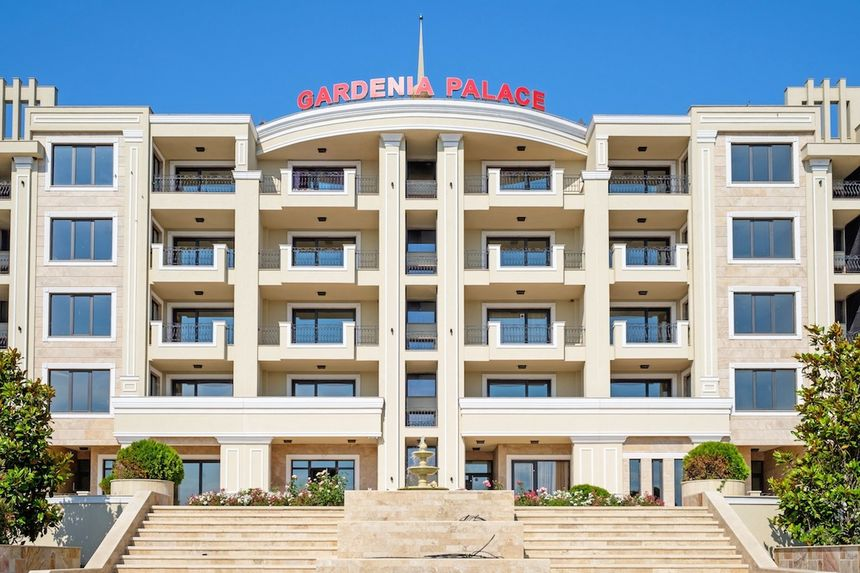 ID605 Апартаменты в комплексе Гардения Палас
