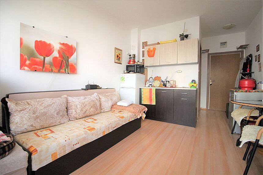 ID3488 Квартира - студия в комплексе Санни Дэй 6