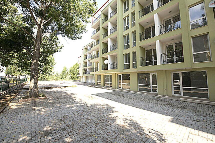 ID3547 Студия в жилом комплексе Тополи