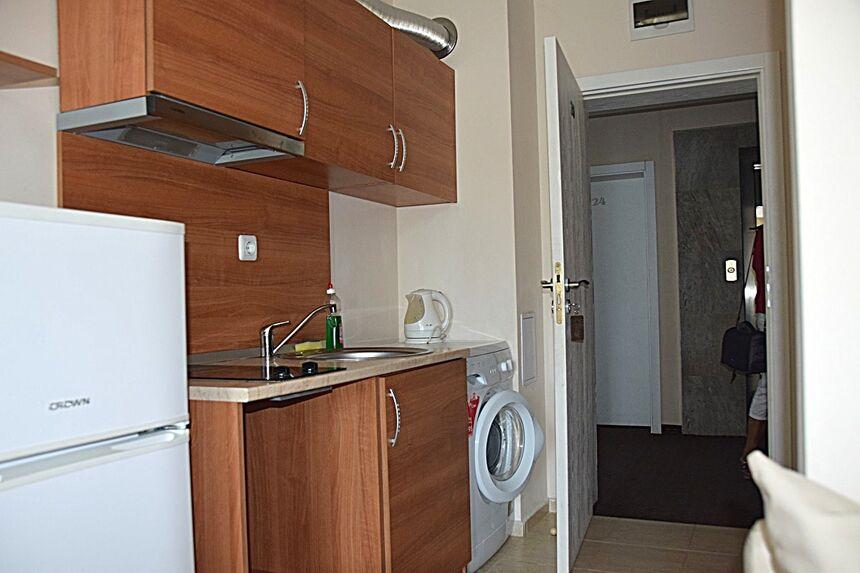 ID3544 Квартира студия в комплексе Сан Гейт