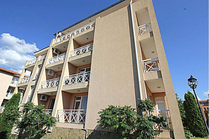 ID3667 Квартира - студия в комплексе Санни Дэй 6