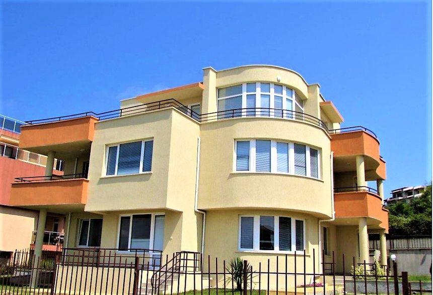 ID749 Апартаменты в комплексе Аполлоника Резиденс