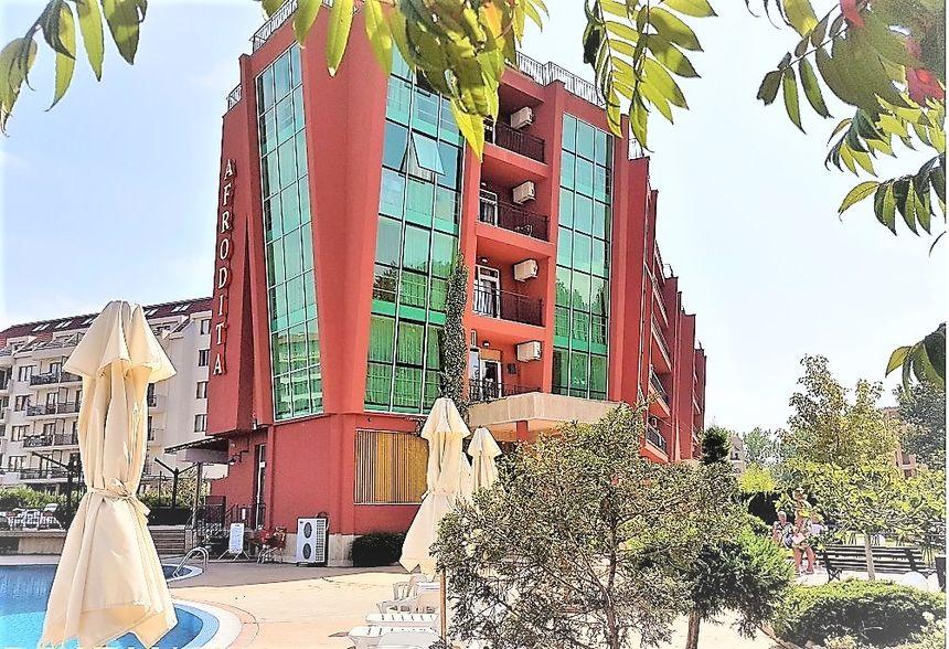 ID617 Двухкомнатная квартира в комплексе Афродита 1