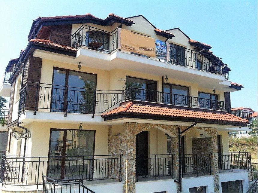 ID752 Апартаменты в комплексе Вилла Сакра