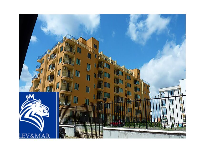 ID133 Трехкомнатная квартира в комплексе Амадеус 3