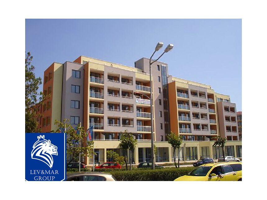 ID132 Двухкомнатная квартира в комплексе Роял Бич Тракия