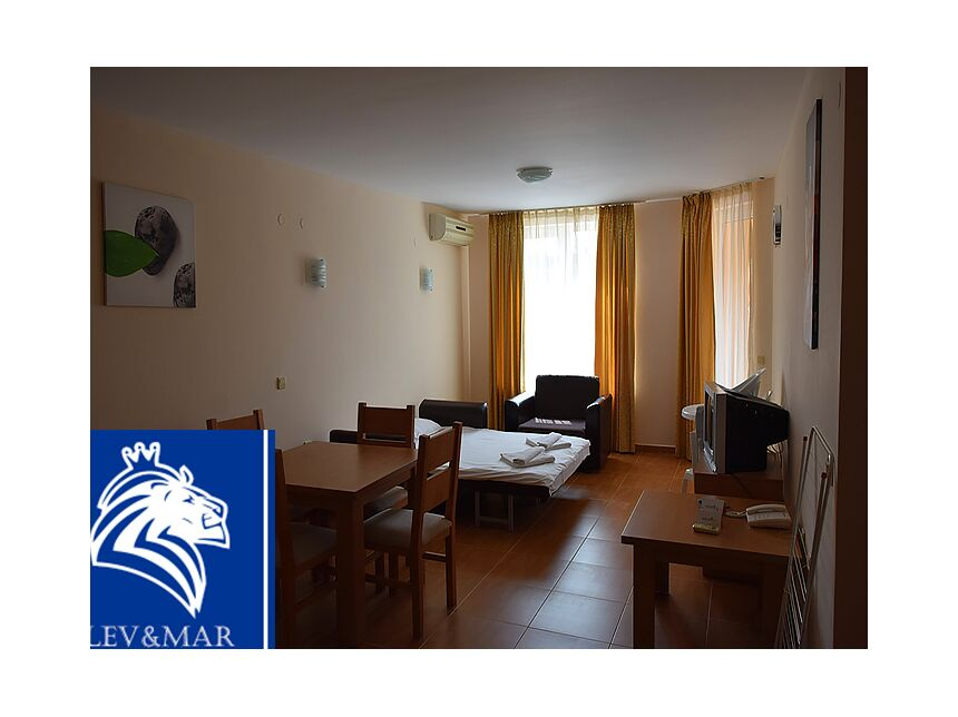 ID430 Двухкомнатная квартира в комплексе Панорама Дримс