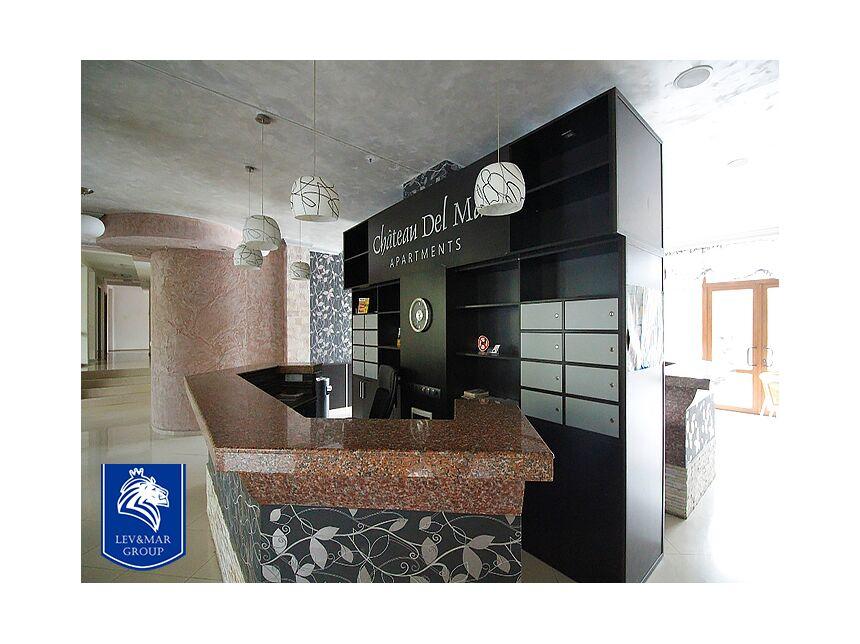 ID171 Недорогая студия в комплексе Шато дель Мар