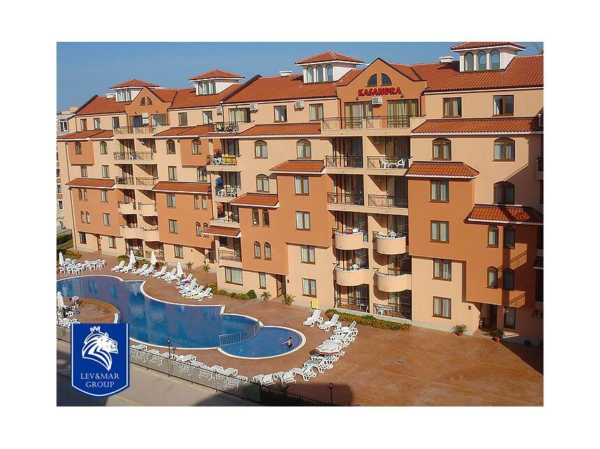 ID175 Квартира в апарт - отеле Кассандра