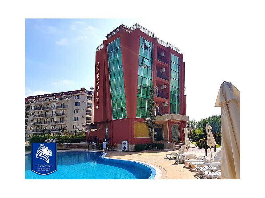 ID135 Двухкомнатная квартира в комплексе Афродита 1