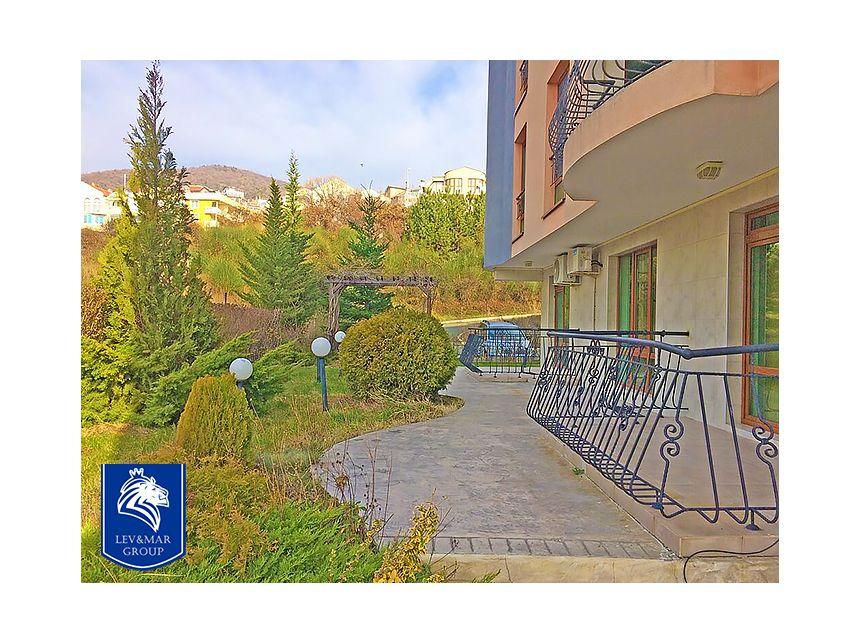 ID450 Апартамент с одной спальней в комплексе Влас Юг