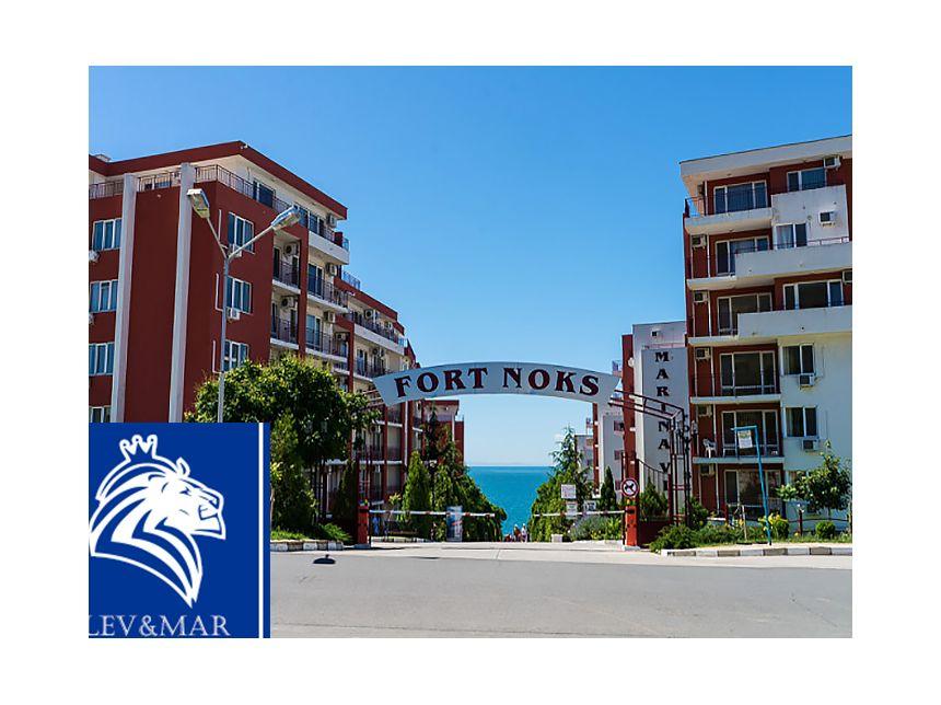 ID449 Двухкомнатная квартира в комплексе Марина Форт Бич