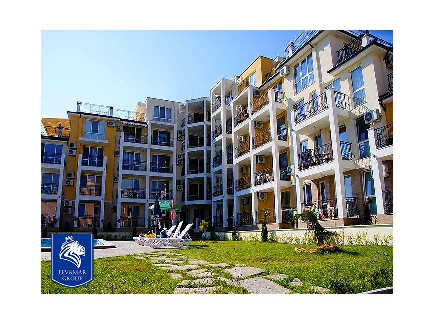 ID459 Трехкомнатная квартира в комплексе Галерия 3