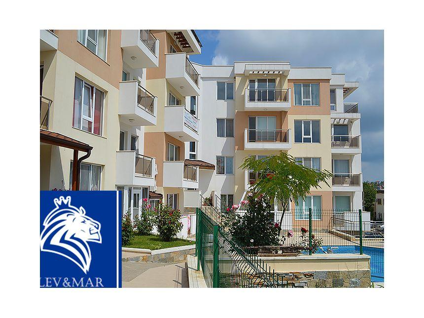ID461 Двухкомнатная квартира в комплексе Солита