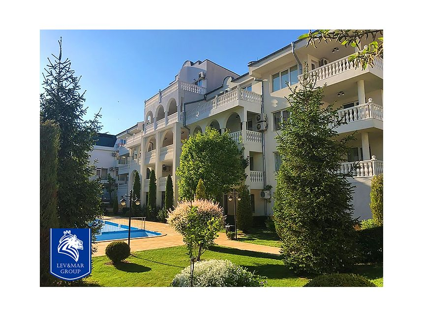 ID480 Апартамент с одной спальней в комплексе Лазур 3