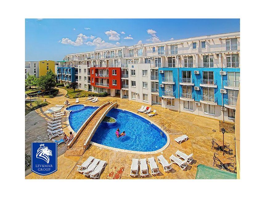 ID494 Двухкомнатная квартира в комплексе Санни Дей 3