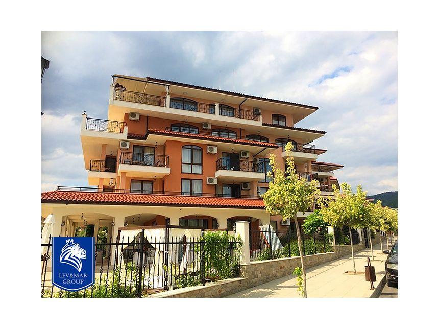 ID517 Двухкомнатная квартира в комплексе Костал Дримс
