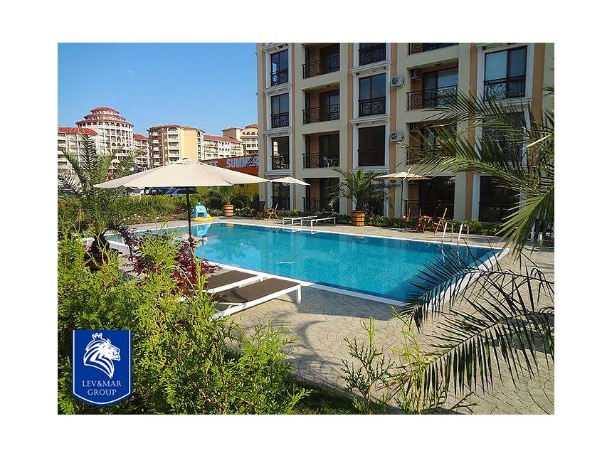 ID576 Апартамент с одной спальней в комплексе Вилла Астория 3