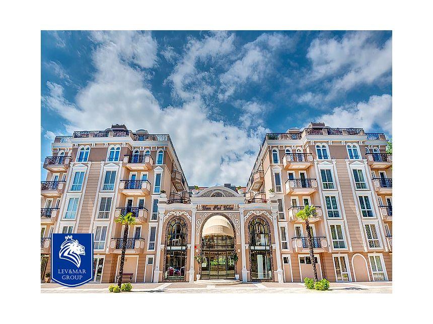 ID578 Двухкомнатная квартира в комплексе Даун Парк Делюкс