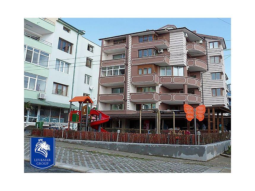 ID569 Апартамент с одной спальней в жилом доме Вилла Бригантина