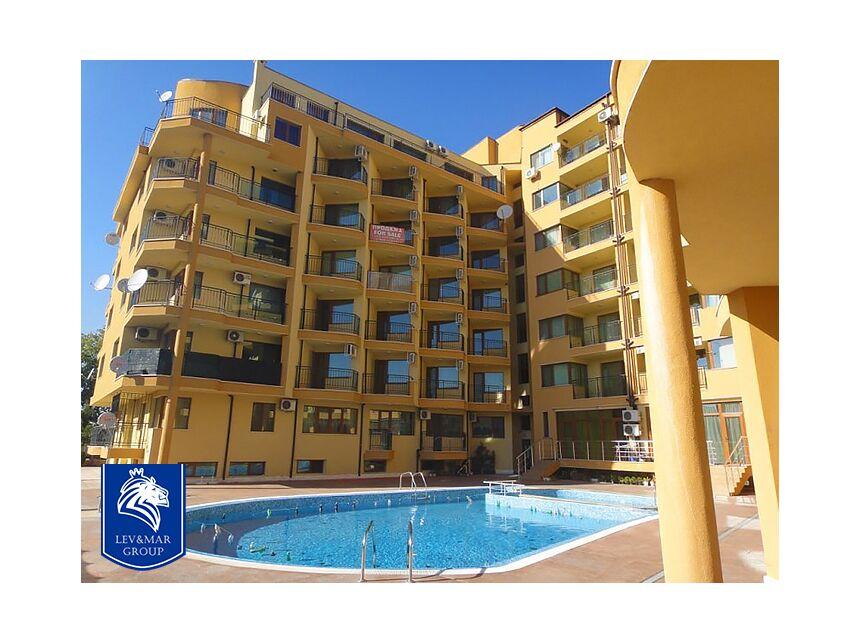 ID558 Двухкомнатная квартира в комплексе Амадеус 5