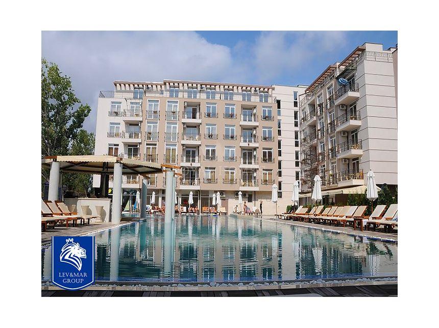 ID600 Апартамент с двумя спальнями в комплексе Даун Парк