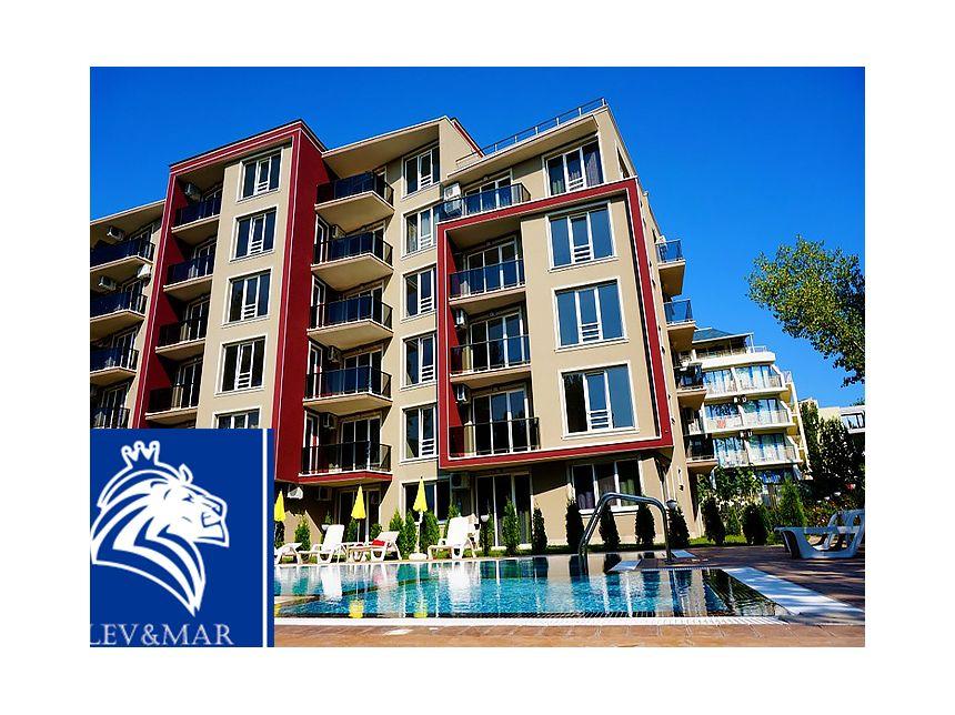 ID599 Трехкомнатный апартамент в комплексе ВИП ПАРК