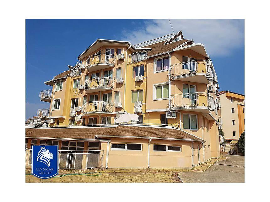ID11 Двухкомнатная квартира в комплексе Amadeus