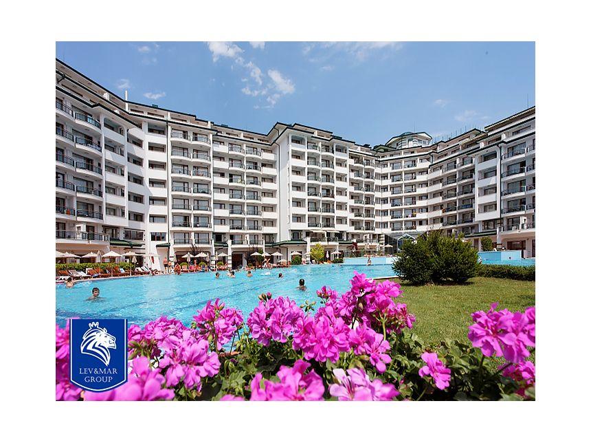 ID30 Квартира - студия в комплексе Emerald Beach Resort & Spa